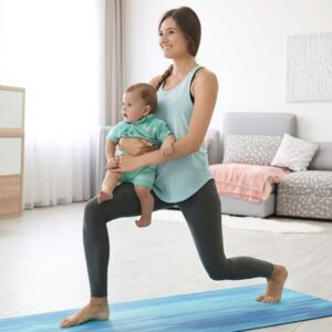 Mums and Bubs Yoga Post-partum
